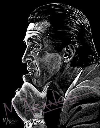 Pat Riley by MArango